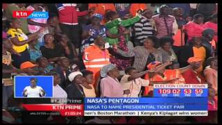NASA team joins forces in forming the new Pentagon aimed at ousting the Jubilee administration