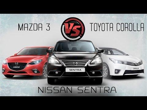 Toyota  Corolla Седан класса C - тест-драйв 5