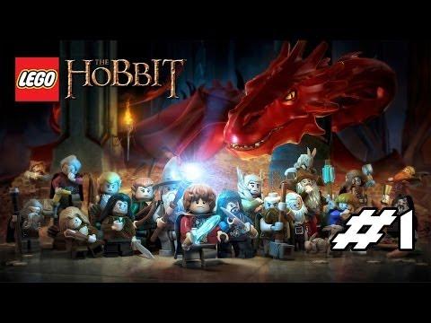 Vidéo LEGO Jeux vidéo PCLLH : Lego Le Hobbit PC