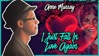 """Anne Murray """"I Just Fall In Love Again"""" Tay Zonday"""
