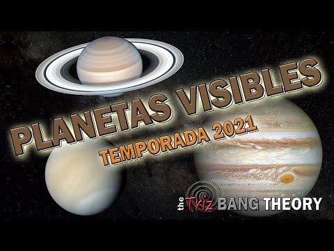 PLANETAS VISIBLES EN 2021 _JUPITER-SATURNO-VENUS