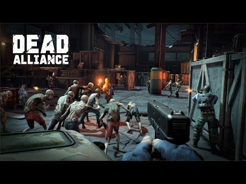 DEAD ALLIANCE - E3 2017 Trailer thumbnail