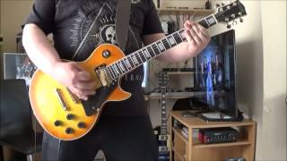 Arch Enemy - Stolen Life - Guitar Cover