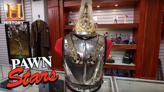 Pawn Stars: Royal European Armor (Season 15) | History