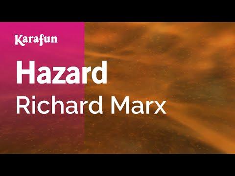 Richard Marx - Hazard - Karaoke Direct