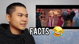 FILIPINO REACTING TO Ralph Breaks the Internet: Wreck-It Ralph 2 Official Trailer