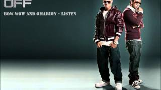 Bow wow and Omarion - Listen (HD Video) (FACE OFF)