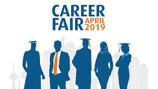 ACK Career fair 2019 - Interview with National Bank of Kuwait