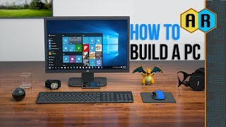 How To Build A PC in 2018 Step by Step