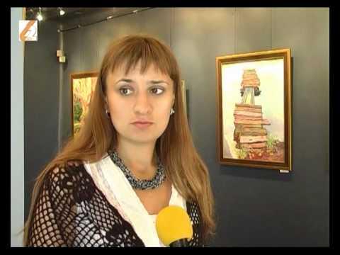 Виставка Дарини Скринник-Миської в галереї LvivArt