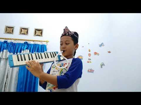 Cinta untuk mama pianika  belajar pianika