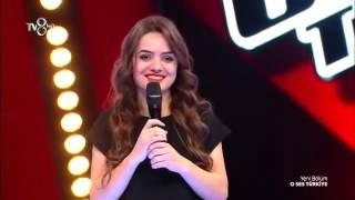 Eugena Aliu Söyleyin (O Ses Türkiye 22 Aralık 2015 )