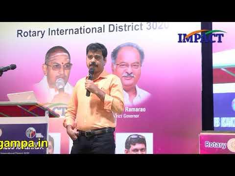 Be a Hero | Sridhar Nallamothu | TELUGU IMPACT Kakinada 2017