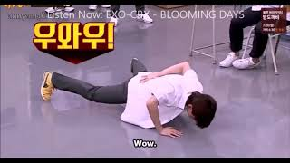 EXO BaekHyun funny and crazy moments
