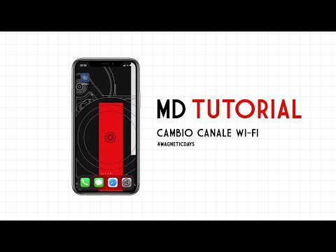 Tutorial MD – Cambio Canale Wi-Fi