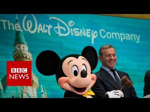 Why is Disney buying Fox? - BBC News