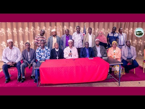 Marsabit Leaders Resolutions on Security