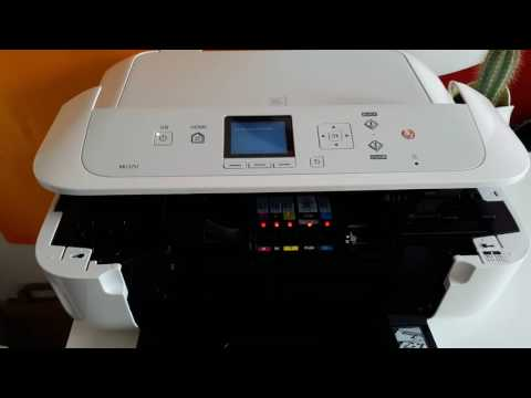 Canon Pixma MG5751 Multifunktionsgerät weiß Review [Deutsch]