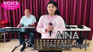 AINA Sings DOA ANAK NEGERI