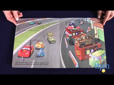 Cars Team Lightning Published By Random House/Disney