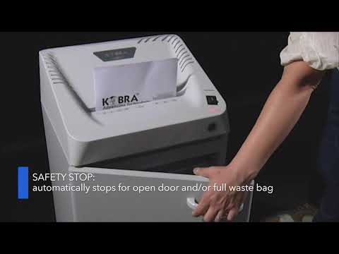 Video of the KOBRA 240.1 C2 Shredder