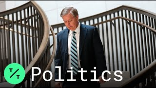 Lindsey Graham Refuses to Read Ukraine Transcripts from Sondland, Volker