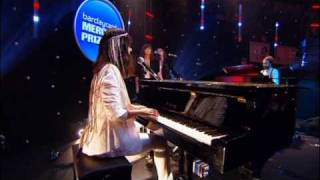 Bat For Lashes - Moon And Moon at the Mercury Prize Awards