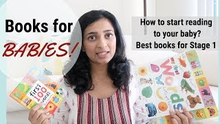 Best Books For Babies - Tips And Recommendations For Newborn To 6 Months Olds
