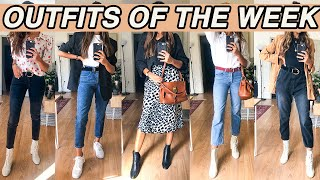 CASUAL-CHIC OUTFITS OF THE WEEK THAT WILL INSTANTLY MAKE YOU LOOK STYLISH AND TRENDY!