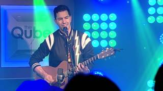 Andy Grammer - Chasing Cars (live bij Q)