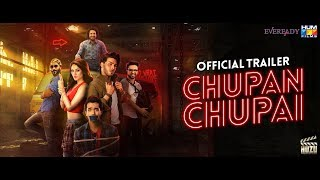 Chupan Chupai | Official Trailer | 29 December | Ahsan Khan | Neelum Muneer | A film by Mohsin Ali