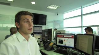 An Internship in Colombia – Finance Testimonial. Anthony's Experience
