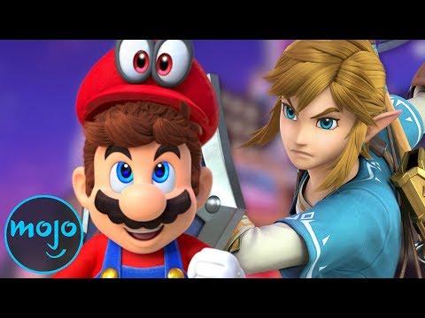 Top 10 Best Nintendo Switch Games