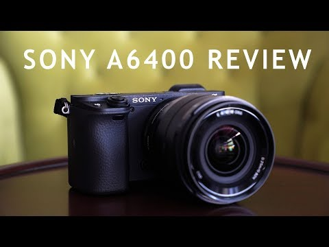 Sony a6400 Hands On Camera Review