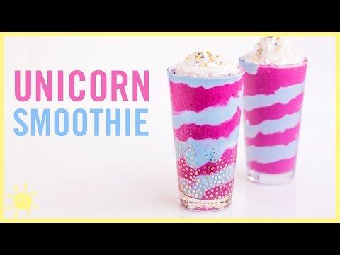 EAT | Unicorn Smoothie