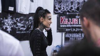 Milano Tattoo Convention 2017   Killer Ink Tattoo
