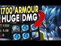 Download Youtube: 1700 ARMOUR + HUGE BURST MAGE MALPHITE! HIGHEST DAMAGE TANK EVER?? - Season 8 New Runes