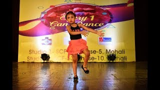 3 Years Small Girl Dance On English Songs | Barbie Girl | Saturday Night | Step2Step Dance Studio