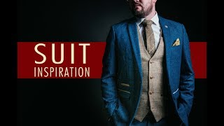 Tru Clothing Review l Suit Inspiration for Men l Holiday Party Outfit Ideas