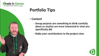 Key Features of a Game Designer's Portfolio