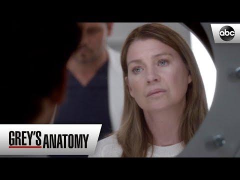 Deluca Tells Meredith He's In Trouble - Grey's Anatomy Season 15 Episode 24