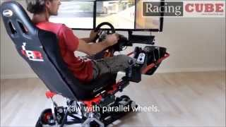 SimXperience Stage 4 Motion Simulator First Look and