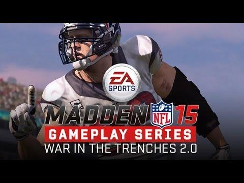 Nouveautés défensives sur Madden 15 de Madden NFL 15
