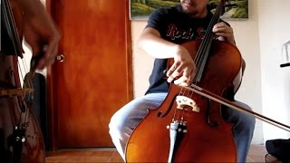 Apocalyptica - Harvester Of Sorrow (solo)