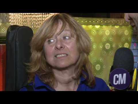 Celeste Carballo video Entrevista - CM 2016 - Evento solidario por el Hospital Garraham