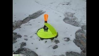 Ловля щуки на жерлицы аэлита зимой