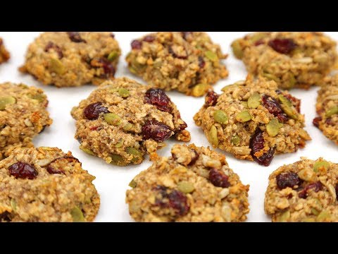 3 Healthy(ish) COOKIE RECIPES | Gluten-Free Vegan Dairy-Free | Perfect for Meal Prep