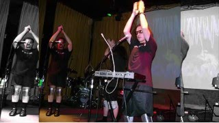 Spudboys Out Of Sync (Live Cleveland 2009)