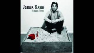 Joshua Radin and Patty Griffin - You Got Growing Up To Do