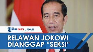 Relawannya Didekati Sejumlah Pihak untuk Pilpres 2024, Presiden Jokowi: Enggak Usah Grusa-grusu